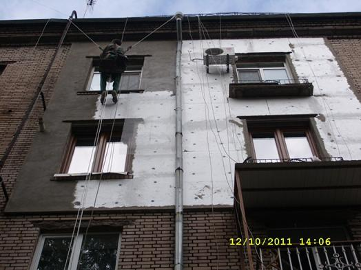 Rope access, I'm in industrial rope access trade The plaster of foam plastic is executed through a net from a fiberglass, for giving of durability and longevity coverage.